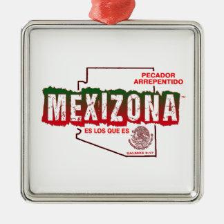 MEXIZONA METAL ORNAMENT