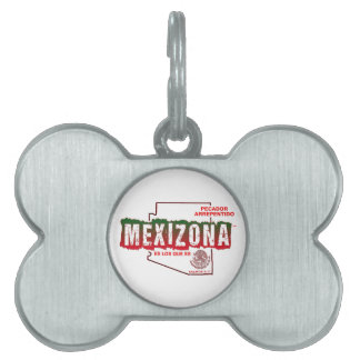 MEXIZONA PET TAG