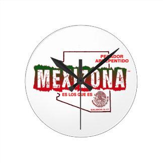 MEXIZONA WALLCLOCKS