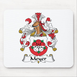 Meyer Family Crest Mouse Pad