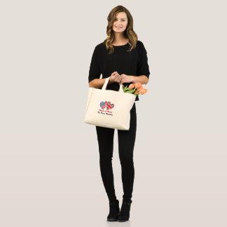 Meygan and Harry Royal Wedding Mini Tote Bag