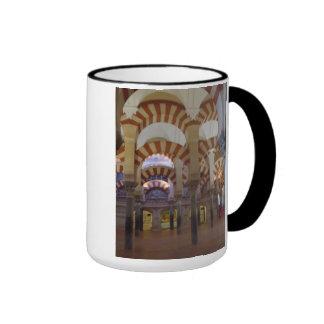 Mezquita/Cathedral - Cordoba, Spain Ringer Mug