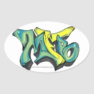MFB Tag sticker