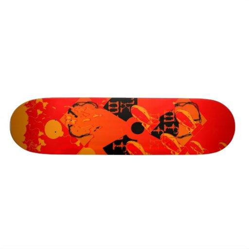 MFK bomb Skateboard