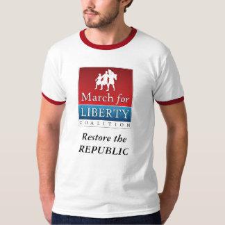MFL_Logo_JPG_600dpi_CMYK_v2, Restore theREPUBLIC T-Shirt
