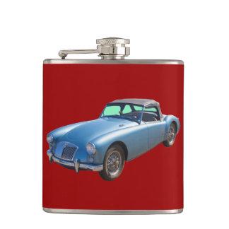 MG Convertible Sportscar Flasks