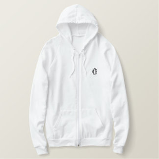 MG EMBROIDERED HOODIE