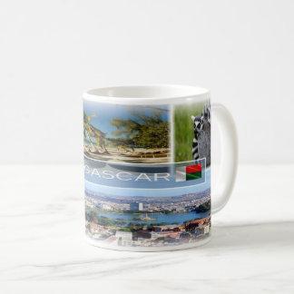 MG Madagascar - Coffee Mug