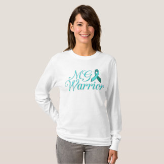 MG Warrior Myasthenia Gravis Awareness Shirt
