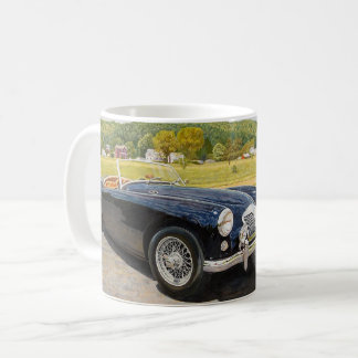MGA Antique Auto Oil Painting Mug