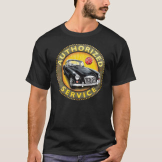 MgA coupe service sign T-Shirt