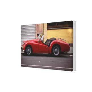 MGA Roadster Canvas Print