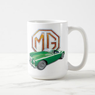 mga roadster coffee mug