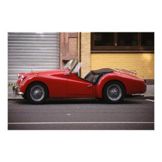 MGA Roadster Photo Print