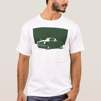 MGB, 1971 - Racing Green on light shirt