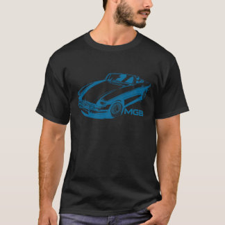 MGB blue T-Shirt