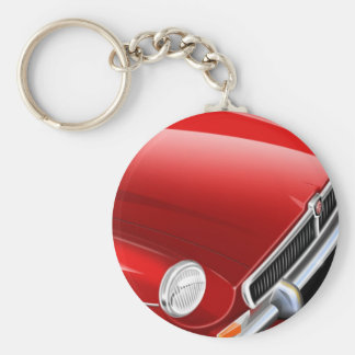 MGB Keychain