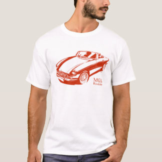 MGB red T-Shirt
