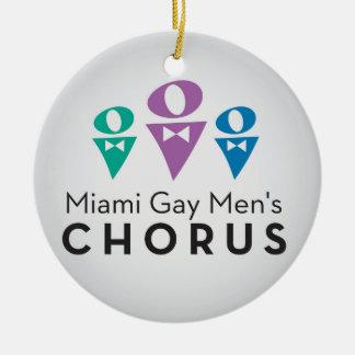 MGMC Logo Ornament