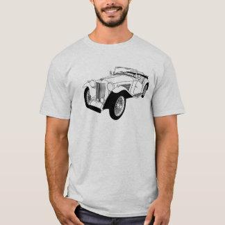 MGTC inspired t-shirt. T-Shirt