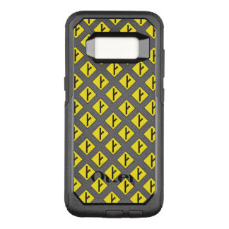 MGTOW - Men Going Their Own Way OtterBox Commuter Samsung Galaxy S8 Case