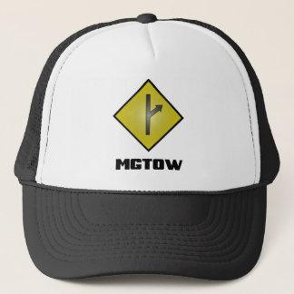 MGTOW Symbol Trucker Hat