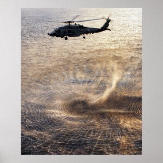 MH-60R Sea Hawk Poster