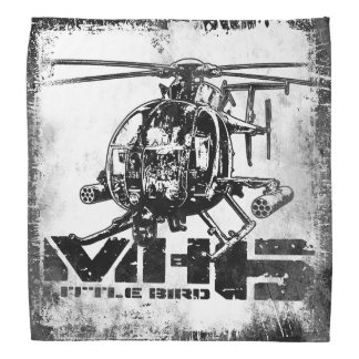 MH-6 Little Bird Bandana