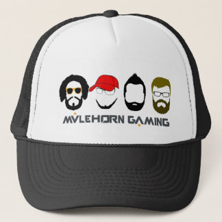 MHG Podcast Crew Trucker Hat