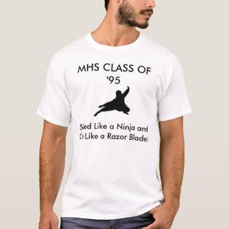 MHS Class of '95 Pub Crawl T-Shirt #2