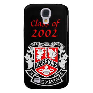 MHS Coat of Arms Grad iPhone 3 Case
