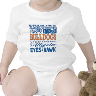 MHS Fight Song Baby Shirt