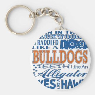 MHS Fight Song Keychain