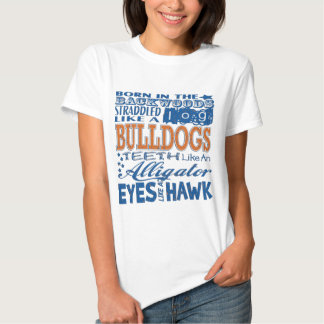 MHS Fight Song Ladies Shirt