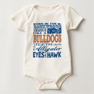 MHS Fight Song Baby Bodysuits