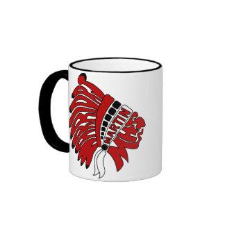 MHS Warrior Logo Mug