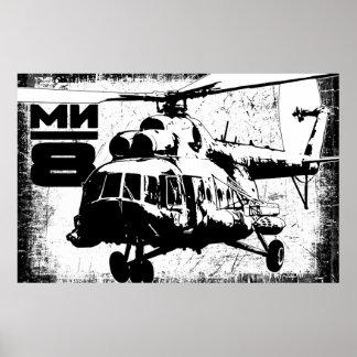 Mi-8 Print