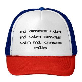 Mi Amas Vin Trucker Hat