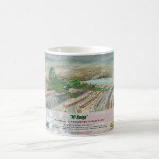 """""""Mi Amigo"""" White 325 ml  Classic White Mug"""