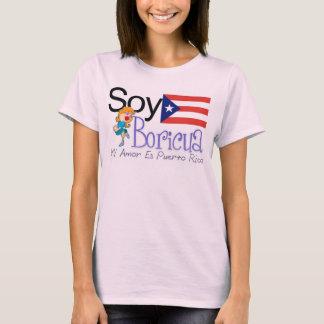 Mi Amor Es Puerto Rico T-Shirt