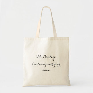 Mi Bautizo - Customize tote