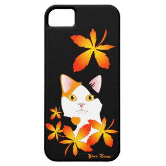 Mi-Ke Japanese Bobtail Cat Love case