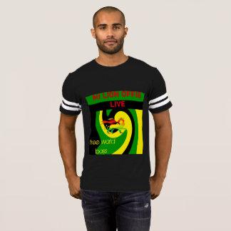 Mi lion offie live - Free Vybz Kartel T-Shirt