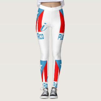Mi Puerto Rico Leggings