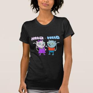 Mia and Mio comestible items T-Shirt