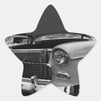 Mia II Star Sticker