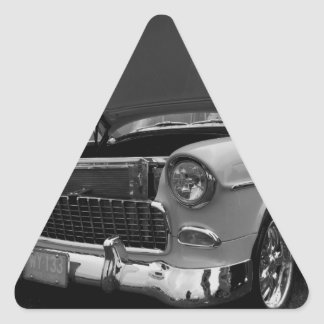 Mia II Triangle Sticker
