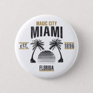 Miami 2 Inch Round Button