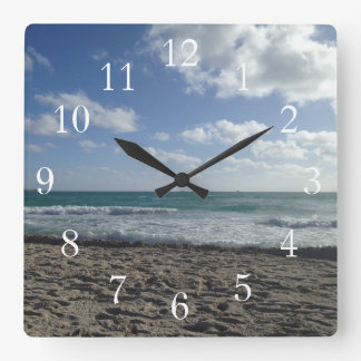 Miami Beach Clock