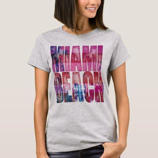 Miami beach congregation T-Shirt